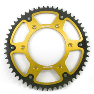Supersprox Honda/Yamaha Gold Stealth Rear Sprocket