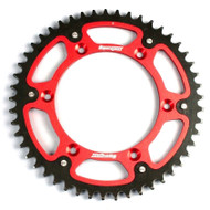 Supersprox Honda CR/CRF/XR Red Stealth Rear Sprocket
