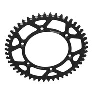 SUPERSPROX SUZUKI RM/RMZ/DR/RMX BLACK ALLOY REAR SPROCKET