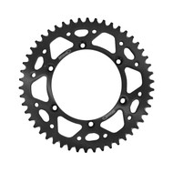 SUPERSPROX KAWASAKI KX/KXF/KLX BLACK ALLOY REAR SPROCKET