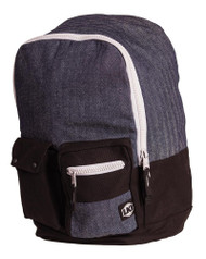 LKI Selvage Backpack Indigo
