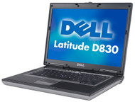 Dell Latitude D830 - 2.2GHz Intel Core 2 Duo - 3GB DDR2 RAM - 160GB HD - DVDRW