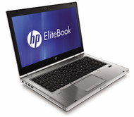 HP Elitebook 8460p - Webcam - 2.50GHz Intel Core i5 - 4GB RAM - 250GB HD - DVDRW