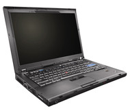 Lenovo ThinkPad T400 - 2.40GHz Intel Core 2 Duo - 4GB DDR3 RAM - 160GB HD - DVD+CDRW