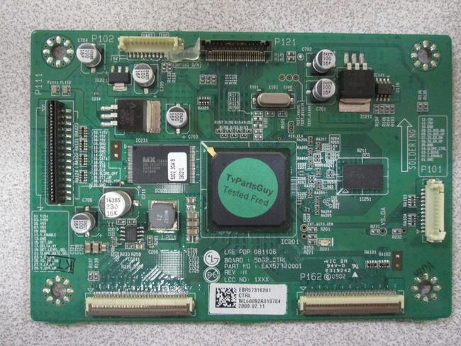 Sanyo Dp50749 Main Logic Ctrl Board Eax57320001 Tv Parts