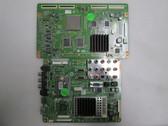 SAMSUNG LN40A630M1FXZA MAIN & T-CON BOARD SET BN41-00975C & FRCM_TCON_V0.1 / BN94-02079A & LJ94-02349C