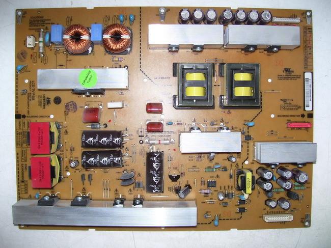 Lg 52ld550 Ub Power Supply Board Lgp5260 10p Tv Parts