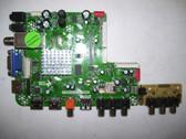 RCA LED32B30RQD MAIN BOARD T.RSC8.A1B 12092 / RE01TC8A1LNA2-A1 / 1B2E1809
