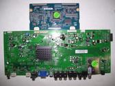 VIZIO VW37LHDTV20A MAIN & T-CON BOARD SET 3637-0162-0150 & 5506A69001