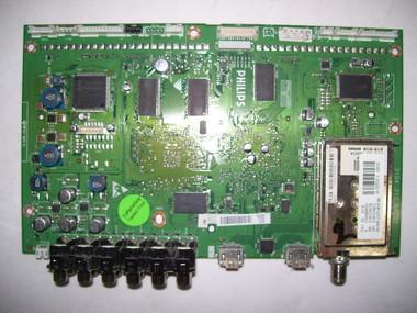 Philips 50pfp5332d Tv Parts 37 Main Board 310431361731