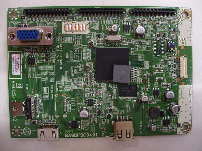 Emerson Ld190em2 Digital Board Ba9df3g04013 Tv Parts