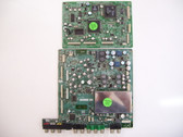 SONY KLV-23HR1 A & B2 BOARD COMBO 1-689-115-12 / A-1405-265-B & 1-689-116-11 / A-1405-266-A