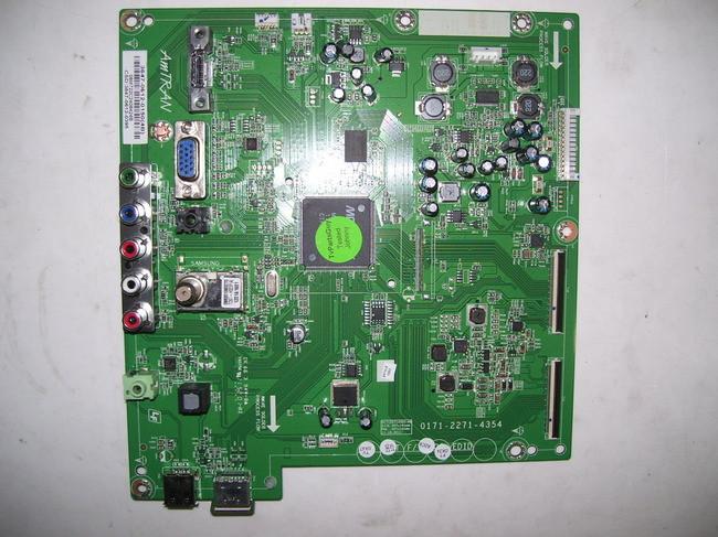 Vizio E471vle Main Board 0171 2271 4354 Tv Parts 3647