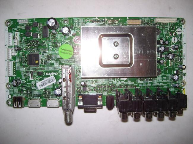 Sanyo Dp26640 Main Board 1lg4b10y04100 Tv Parts N8mh