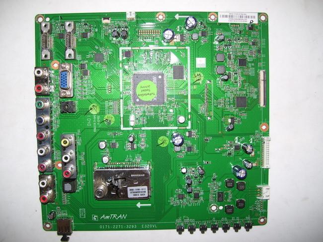 Vizio E320vl Main Board 0171 2271 3293 Tv Parts 3632