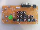 SYLVANIA LD320SS8A INPUT BOARD BA71F0F01026-4 / A74F2MPS