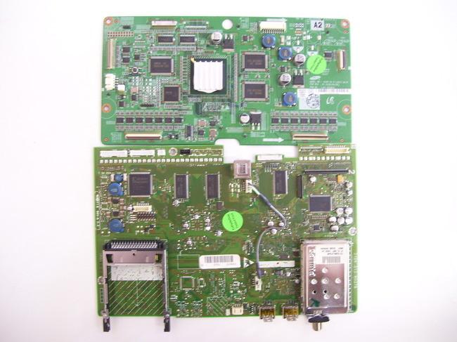 Philips 42pf9630a Tv Parts 37 Main Board Amp Logic Board