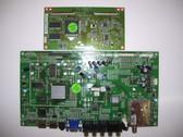 PROSCAN 42LA45H MAIN BOARD & T-CON BOARD COMBO E/RSAG7.820.997A/ROH & V420H1-C07 / 114677 & 35-D016630