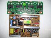 LG 23LS7D-UB POWER SUPPLY & INVERTER BOARD SET EAX31845101/9 & 4H.V2258.001/D / EAY33030302 & 1926006304