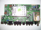 APEX LD1919 MAIN BOARD B.ZRA52B / 0708070177