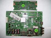 LG 37LH30-UA.AUSVLVR MAIN BOARD & T-CON BOARD COMBO EAX56738102(0) & 6870C-0247A / EBR61100408 & 6871L-1579A