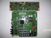 SAMSUNG LN55C630K1FXZA MAIN BOARD & T-CON BOARD COMBO BN41-01563A & T546HW01 V0 CTRL BD / BN94-04045A & 5554T01C06