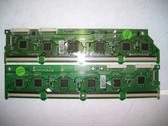 LG BUFFER BOARD SET EAX62846502 & EAX62846602 / EBR69839106 & EBR69839204
