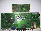 VIZIO VW32LHDTV10A MAIN BOARD & T-CON BOARD COMBO 0171-2272-2292 / 3632-0182-0150 & 320WTLF3C2LV0.3 / LJ94-01890F