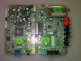 PROTRON PLTV-3250 MAIN & DIGITAL BOARD 071-13182-00300 & 071-13305-00400