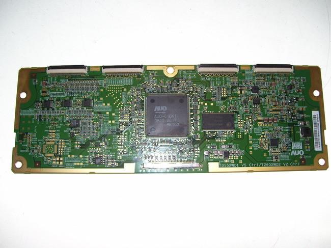 Sanyo Dp32746 T Con Board T315xw01 V5 Ctrl Tv Parts