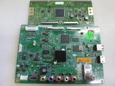 LG 60LN5400-UA.BUSULJR MAIN & T-CON BOARD SET EAX65105103(1.0) & 6870C-0425B / EBT62351504 & 6871L-3018E