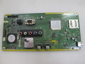 This Panasonic TNPH1001UD Main BD is used in TC-P50X5X. Part Number: TNPH1001UD. Type: Plasma, Main Board, 50""