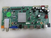 This Upstar E12120433|T.RSC8.10A 11153 Main BD is used in P37EFT. Part Number: E12120433, Board Number: T.RSC8.10A 11153. Type: LCD, Main Board, 37""