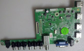 HITACHI LE55A6R9A MAIN BOARD 999B5M8 / JUC7.820.00121165 (MX999B5M8)