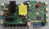 CHANGHONG LED40YD1100UA MAIN BOARD 939A4XJ  JUC7.820.00119472