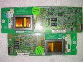 ZENITH L26W58HA INVERTER BOARD SET 6632L-0290D & 6632L-0291D / LC260WX2
