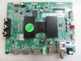 TCL 55FS4610R MAIN BOARD V8-UX38001-LF1V016 / 40-UX38NA-MAF2HG