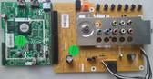 """TV LCD 39"""" ,SANYO, FVM3982, DIGITAL BOARD, Z6SK, 1LG4B10Y1060A & 1LG4B10Y0880A"""