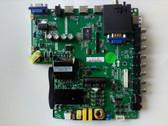 """TV LED 40 """", SCEPTRE, X40, MAIN BOARD, V400HJ6-PE1, TP.MS3393.P712"""