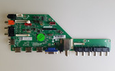 "TV LED 50"" ,QUASAR , SQ50002, MAIN BOARD, 50023393B00070, T.MS3393.72"