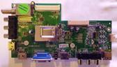 QUASAR SQ4001  MAIN BOARD MS33930-ZC01-01/ 2E7M001D4 / 510-140801177-01452