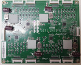 VIZIO M65-D0 LED DRIVER 0171-2471-0102 / 3665-0032-0111