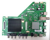 HITACHI LU55V809 MAIN BOARD T.MS3458.U751 / A15127015