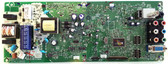 SANYO FW32D06F MAIN / POWER SUPPLY BOARD BA6AFHG02011