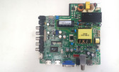 SEIKI SE40FY19 POWER SUPPLY BOARD CV3393BH-B42 / 890-M00-06N93