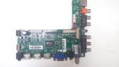 JVC LT-32DE74 MAIN BOARD T.MS3393.81 / B14020610 / HV320WX2-201