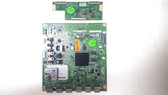 LG 55LF6100 MAIN BOARD & TCON BOARD SET EAX65610206 / EBT63746901 & 6870C-0471D / 6871L-3653A