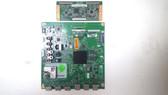 LG 55LF6100 MAIN BOARD & TCON BOARD SET EAX65610206 / EBT63774501 & ST5461B03-2-C-1 / 3429110031