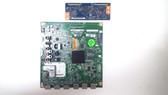 LG 55LF6100 MAIN BOARD & TCON BOARD SET EAX65610206 / EBT63746905 & T550HVN08.1 / 5555T16C09