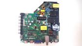 POLAROID 55GTR3000 MAIN BOARD TP.MS3393.PC821 / B15114266